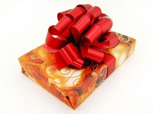 Un régal de cadeau surprise