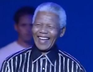 C'est l'amour que Mandela a choisi