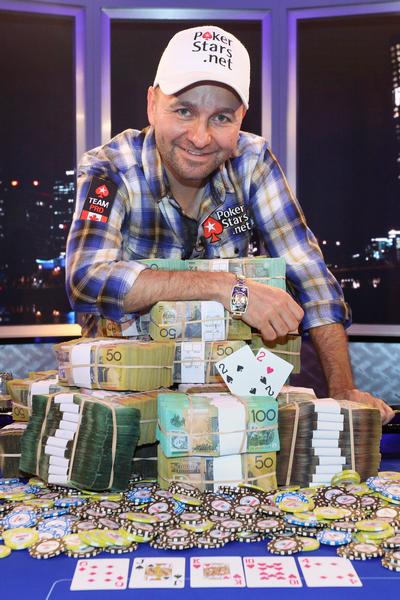 Daniel Negreanu : mentalité gagnante